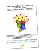 PDF  - Manageing Transformation actually means Transforming Management